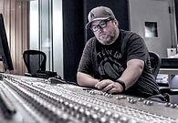 Jeremy Underwood, Firehouse studios, audio engineer