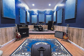 Studio space for rent, pasadena, lock out, band rehearsal, music studio