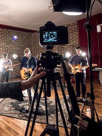 Music Video Shoot Summit Studios Summit Rehearsal and Recording music studio sound-engineer
