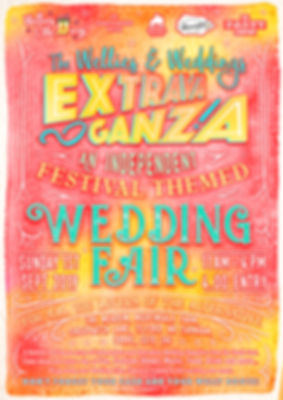 Wellies and Weddings Extravaganza Poster