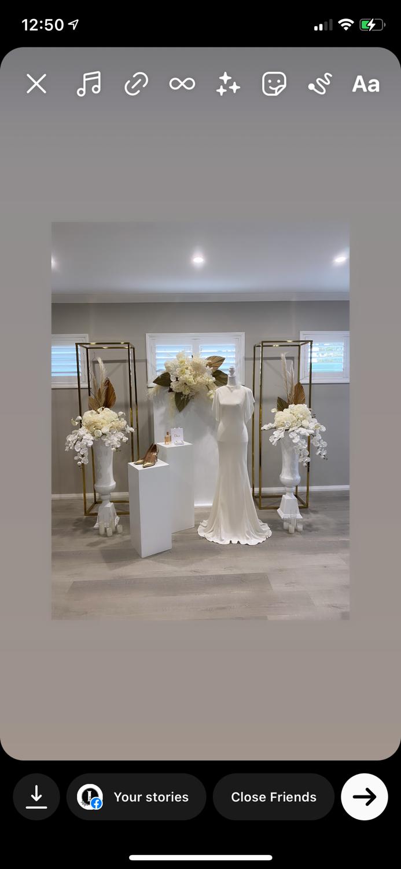 Bridal Wedding Set up