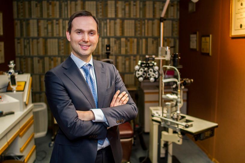 Dr. Jerome Giovinazzo - Humberto Guzman