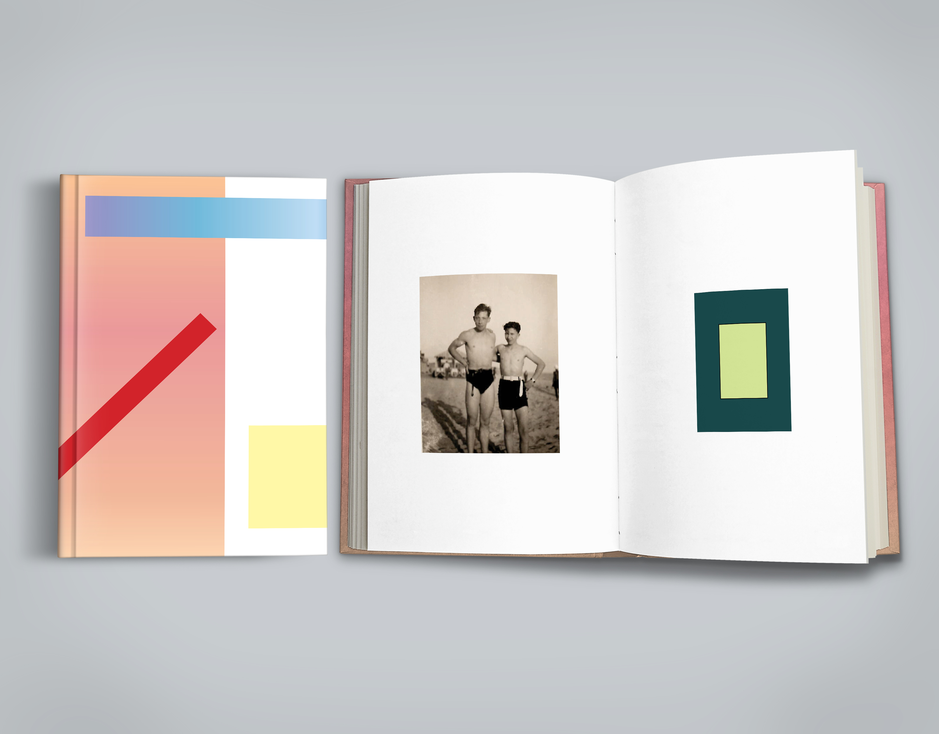NEW ARTISTS BOOK