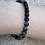 Thumbnail: Snowflake Obsidian Bracelet