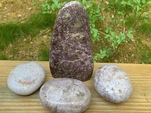 Large Lepidolite