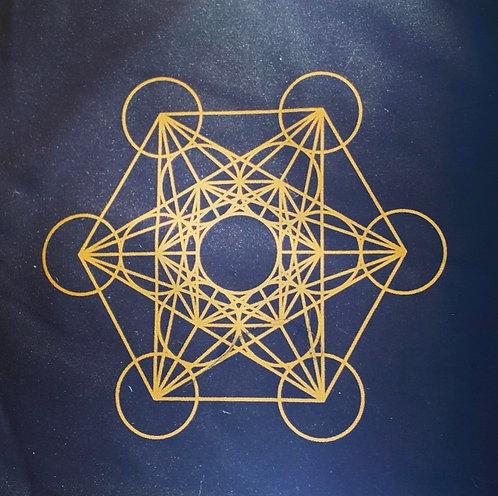 Metatrons Cube Cloth