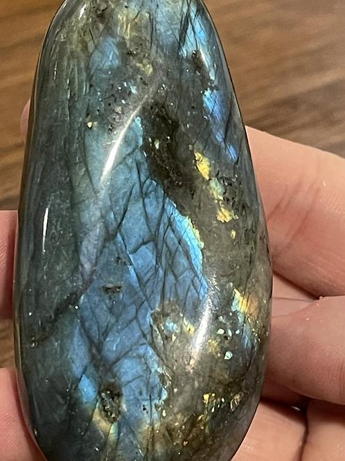 Labradorite Top quality Pebble