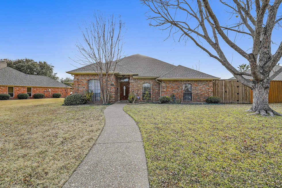 205 Plantation Dr. Coppell TX
