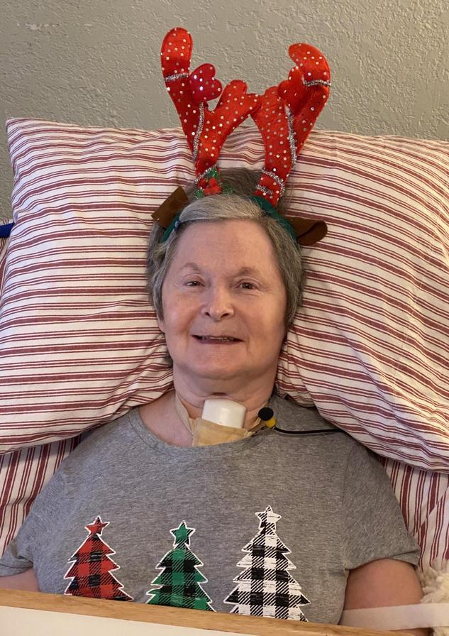 Bed bound resident | 4 Seasons Senior Living