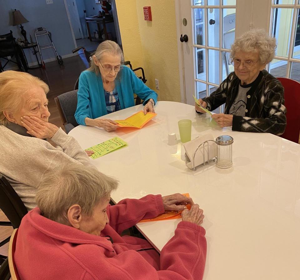 senior residents | 4 seasons senior living