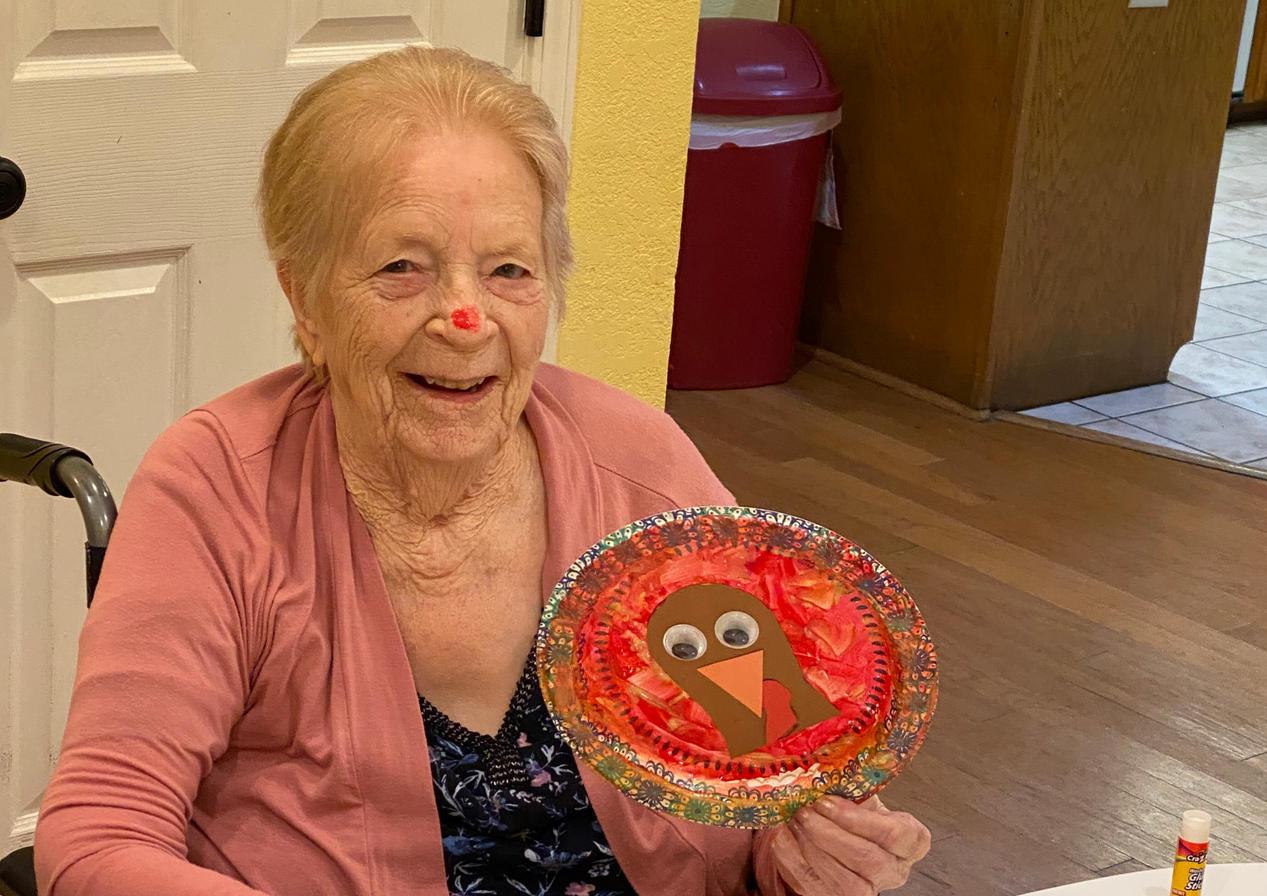 Senior residents activity | 4 seasons senior living