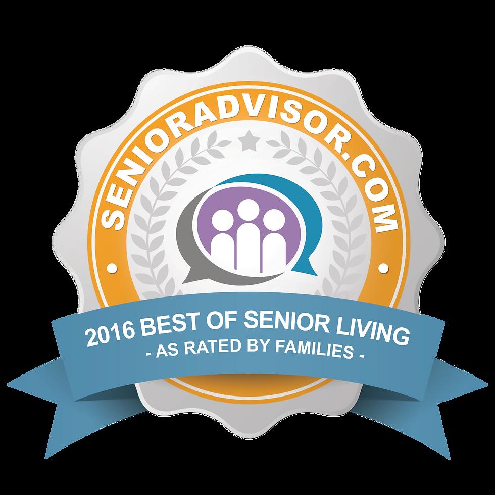Senior Living Coppell TX | Best of Senior Living | 4 Seasons Senior Living