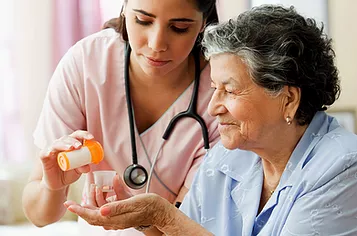 Medication Reminders | In-Home Care Services | Home Care 4 Seniors