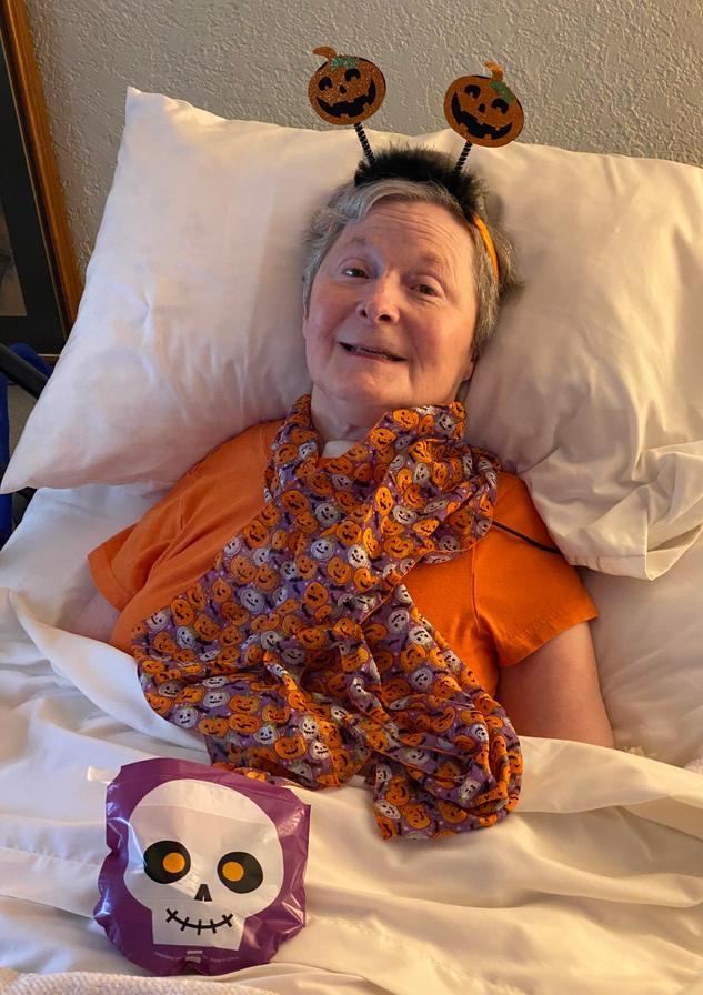 senior bed bound resident | 4 seasons senior living