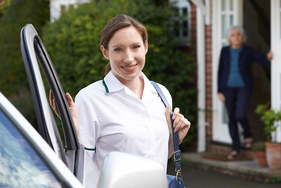 Errands and Transportation Services | In-Home Care | Home Care 4 Seniors