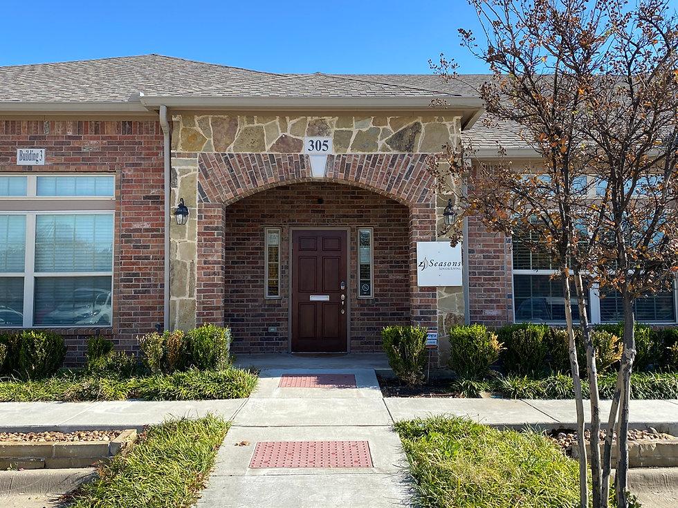 Office Building | Lewisville TX | 4 Seasons Senior Living