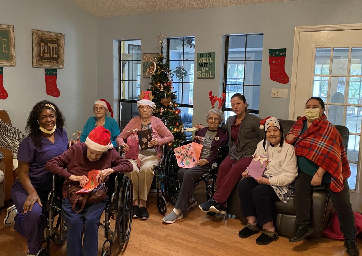 residents | 4 seasons senior living