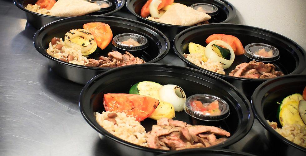 Fajita Bowl | Group Home Dining For Seniors | 4 Seasons Senior Living