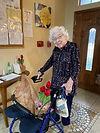 female senior residential care home