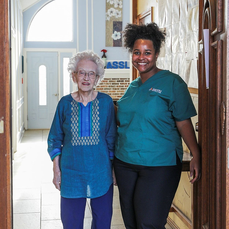 Senior Care Services | Assisted Living | 4 Seasons Senior Living