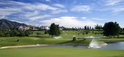 Mijas Olivas Golf Course