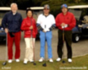 Lions Golf World Championship