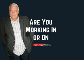 Are You Working In or On