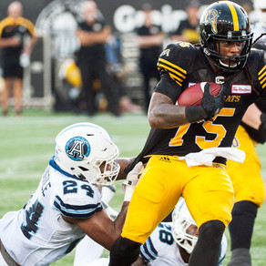Why the Ticats Cut Their Starting Running Back