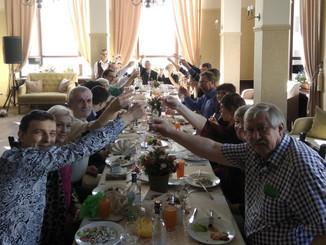 Отметить день рождения в Шелк Челябинск