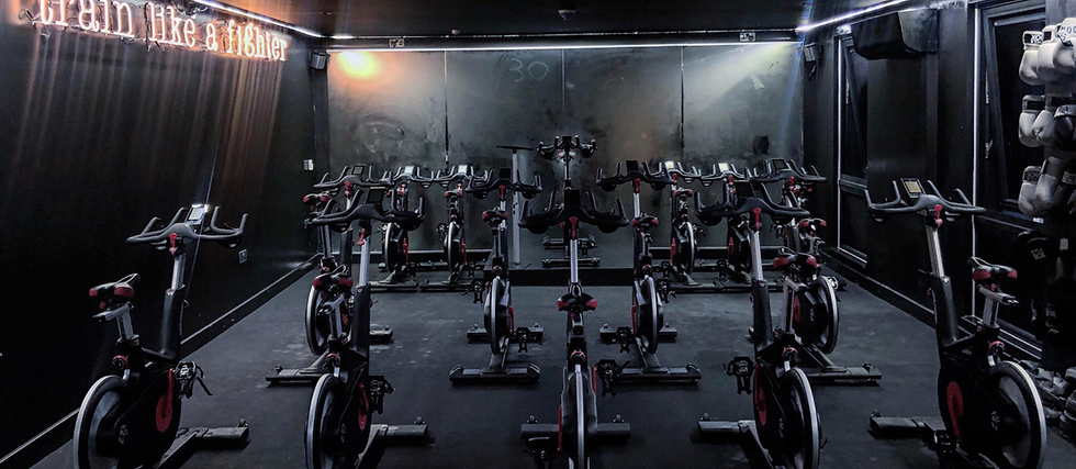 CYCLEBOX _ Personal Training _ Spin _ We