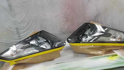 headlight recondition