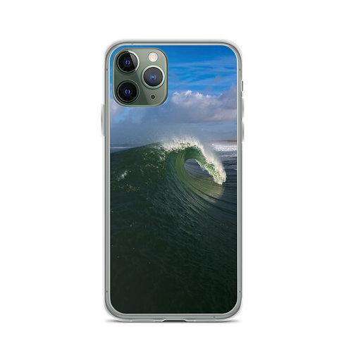 Atlantc Wave - iPhone Case