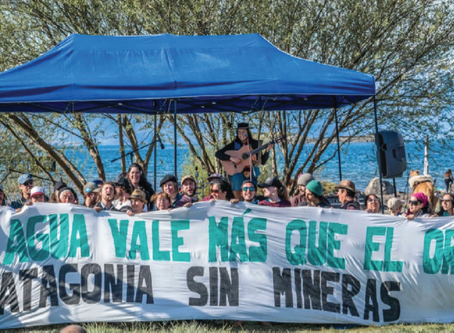PATAGONIA: RESERVA DE AGUA Y VIDA