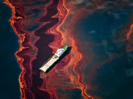 BRITISH PETROLEUM DEEPWATER HORIZON OIL SPILL