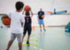BE Basketball Doha Qatar Toddlers Sessions Afetr School Program Sports Coach Eric Gardow
