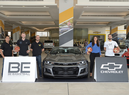 Chevrolet continue supporting Qatar's rising basketball stars through  BE BASKETBALL