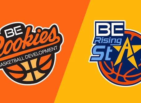 Introducingthe official                        BE BASKETBALL Player Development Pathway!