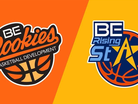 Introducing the official                        BE BASKETBALL Player Development Pathway!
