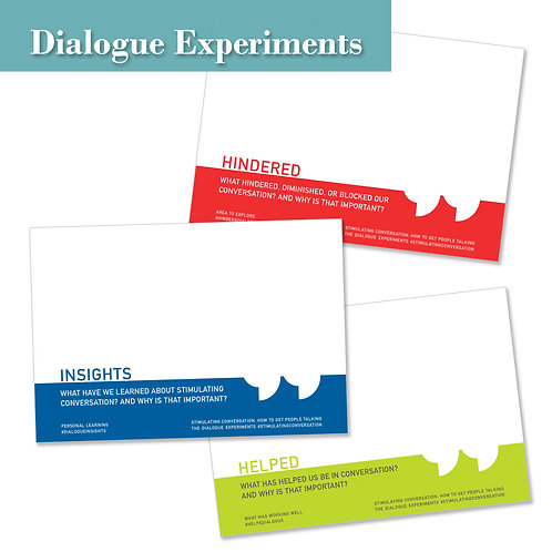 Debriefing Cards (color on white paper, print yourself)
