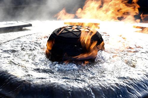 "Eternal Flame  16"" x 20"""