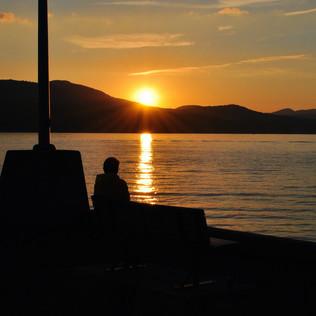 Sunset Friend