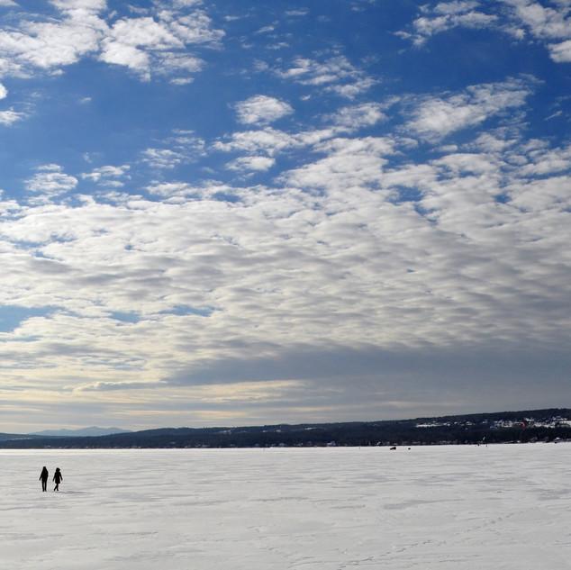 A Lake Walk