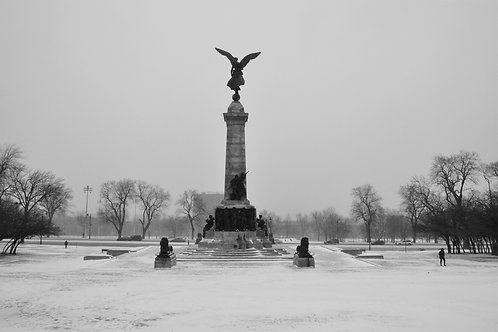"Monument   16"" x 20"""
