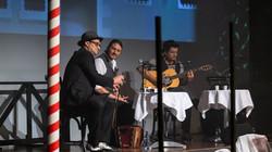 Die Band der Eröffnungszeremonie
