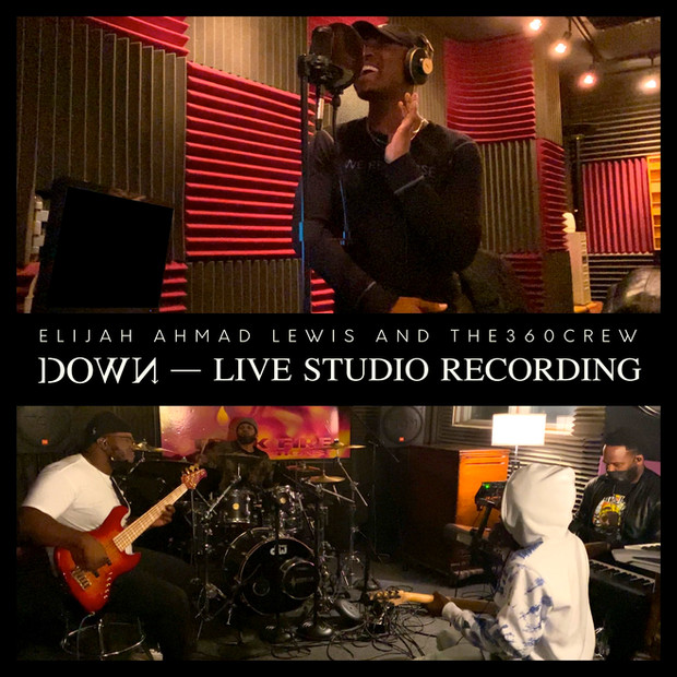 DOWN - LIVE STUDIO RECORDING