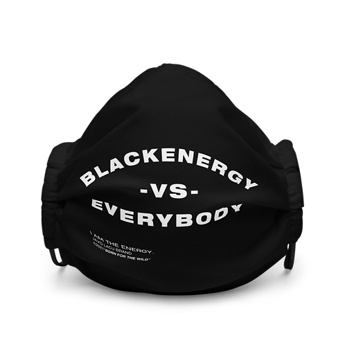 BLACKENERGY VS EVERYBODY PREMIUM MASK
