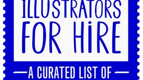 Illustrators for Hire