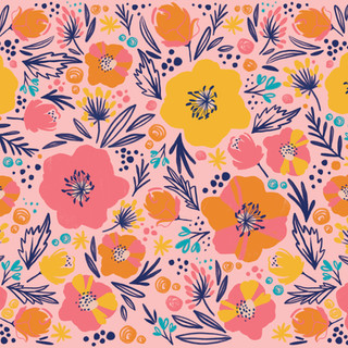 FLOWERS_PINK-PATTERN_OHHDEER.jpg