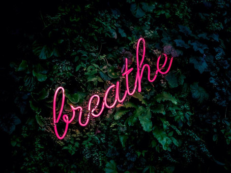 Breathe Into It: Using Mindfulness to Create Change
