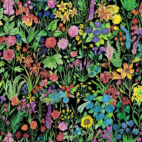 Prairie Spring-Meadow A3 Sample